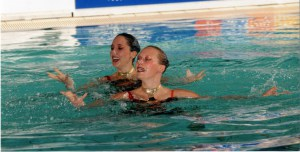 Duo Junior Natation Synchronisée